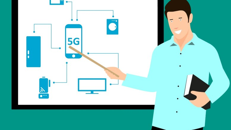 Verizon makes 5G mobile telephony possible (picture: pixabay)