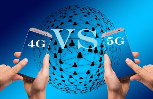 4g-vs-5g-Difference Between 4G and 5G Network