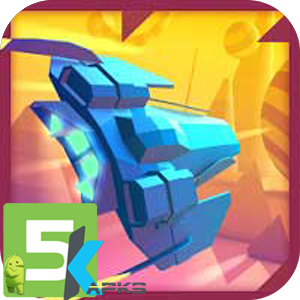 Geometry Race v1.9.4 Apk+MOD free download 5kapks