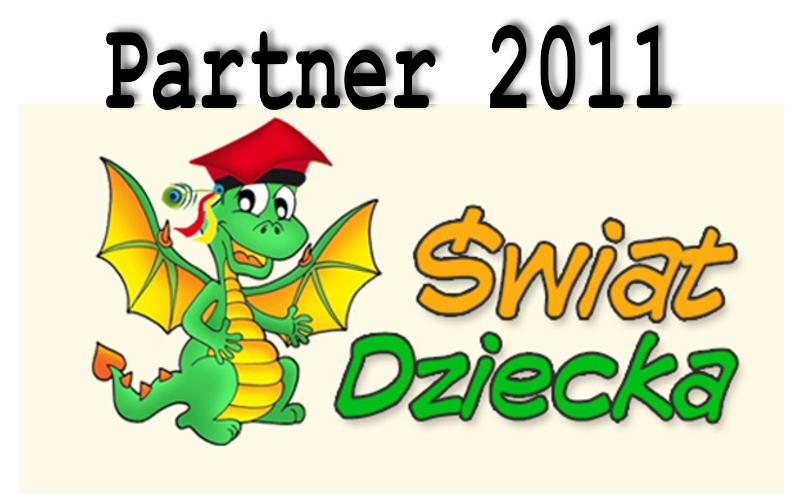 Świat Dziecka partnerem wyprawy 2011