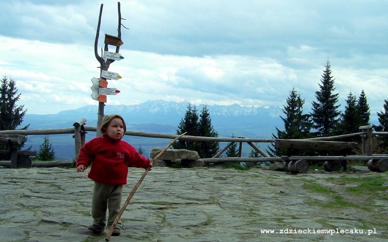 Subiektywnie o dziecku w górach