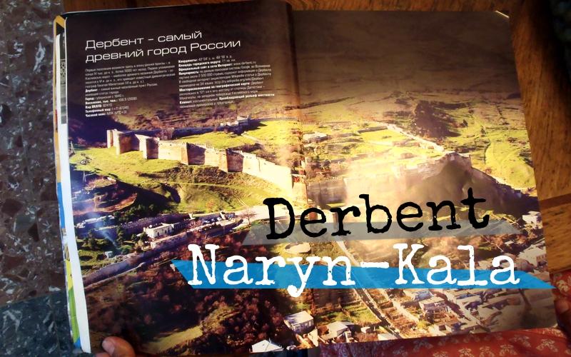 Piąty Kierunek - Derbent Naryn-Kala