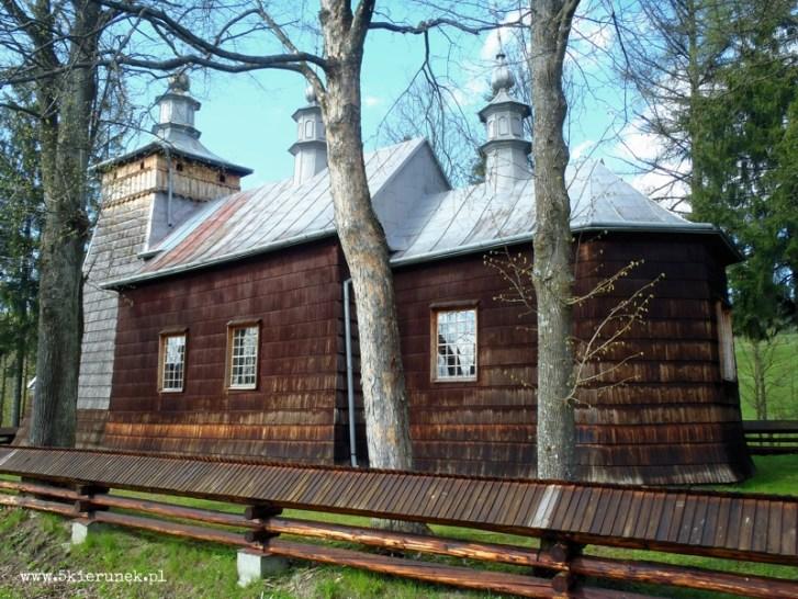 Piąty Kierunek - Śladami łemkowskich cerkwi - część 2.01