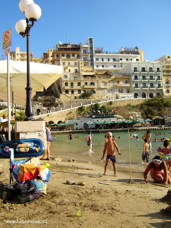 Piąty Kierunek - Maltańskie plaże07
