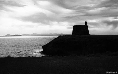 Piąty Kierunek - Lanzarote black and white02
