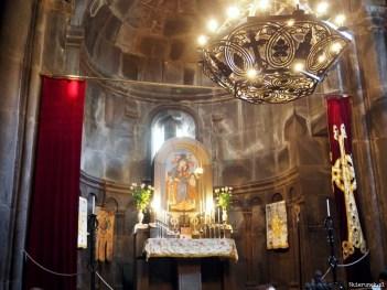 Klasztor Geghard (Geghardavank) Klasztor Włóczni - Piąty Kierunek07