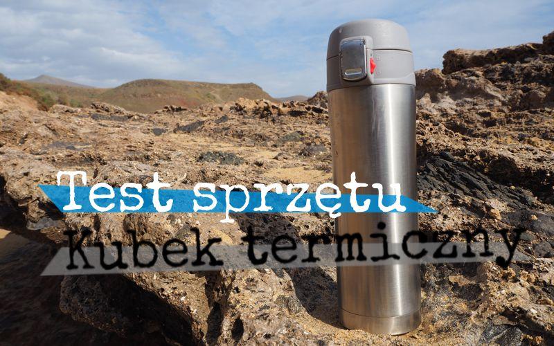 Kubek termiczny Outer - test - Piąty Kierunek