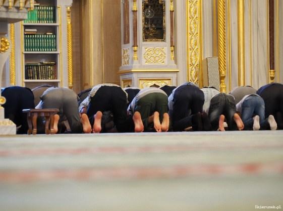 Grozny - meczet im. Achmata Kadyrowa - Piąty Kierunek11