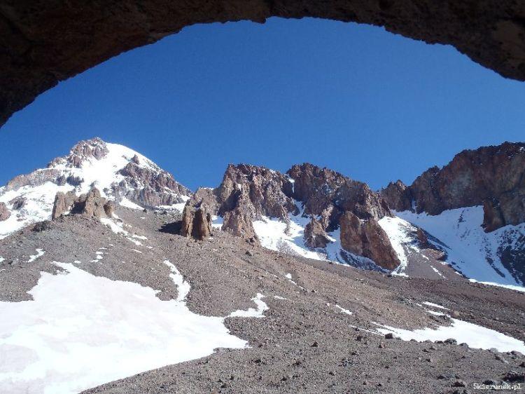 Kazbek - lodowy szczyt - Piąty Kierunek06