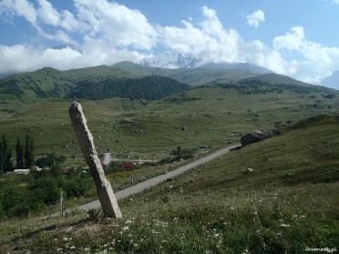 Kazbek - lodowy szczyt - Piąty Kierunek07