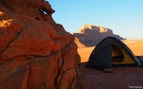 Wadi Rum - pełnia pustyni - Piąty Kierunek11
