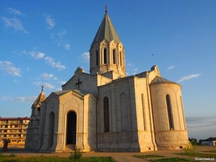 Ghazanchetsots - Katedra Świętego Zbawiciela w Szuszi - Piąty Kierunek01