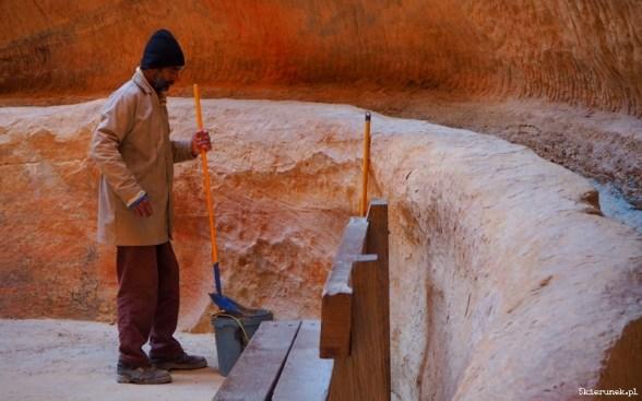 Petra - wąwóz al-Siq - Jordania - Piąty Kierunek08