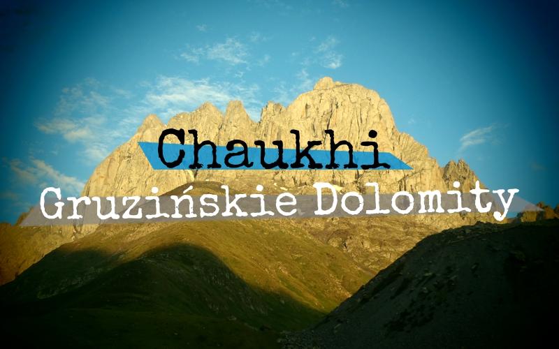 Chaukhi - gruzińskie Dolomity - Piąty Kierunek