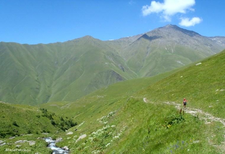 Chaukhi - gruzińskie Dolomity - Piąty Kierunek01