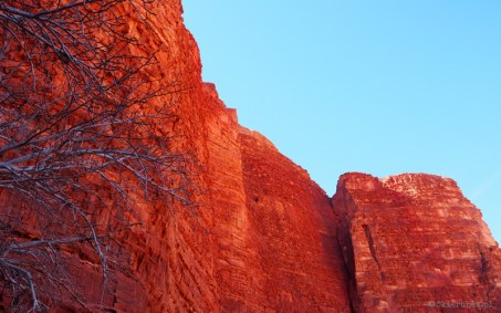 Kanion Khazali - Jordania - Piąty Kierunek02