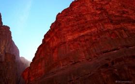 Kanion Khazali - Jordania - Piąty Kierunek07