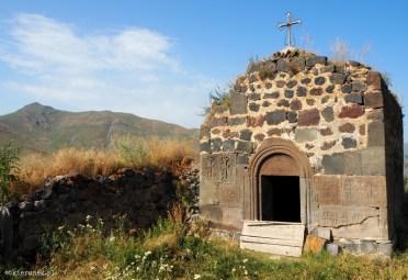 Janapar Trail - szlak przez Arcach i Armenię - Piąty Kierunek55