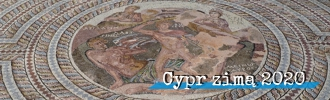 Cypr zimą 2020
