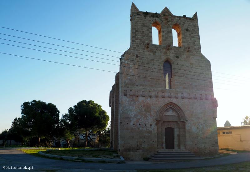 Famagusta - kościół św. Anny