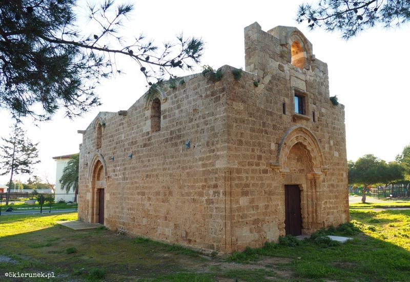 Famagusta - Meczet Garbarzy