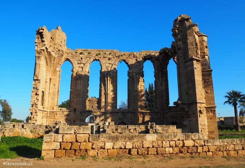 Famagusta - stare miasto - Łaciński kościół św. Jerzego