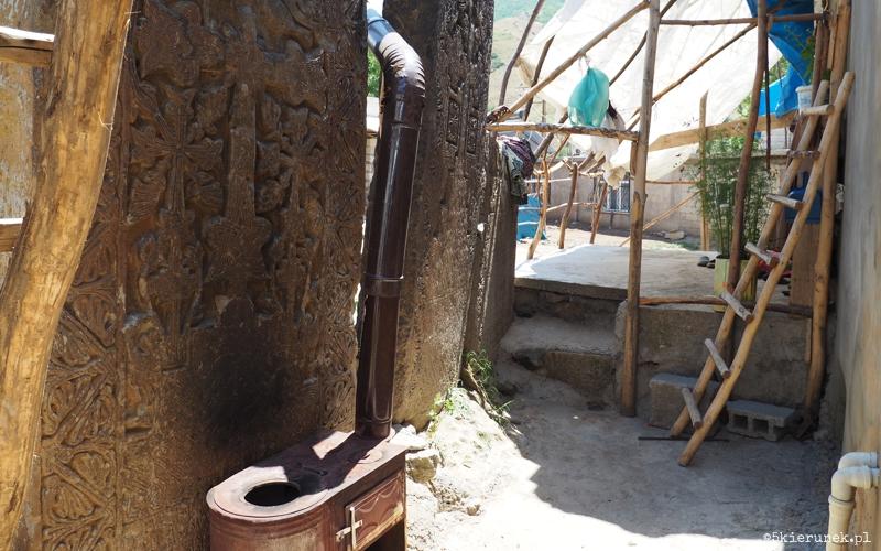 Turcja - ormiańskie chaczkary - Piąty Kierunek