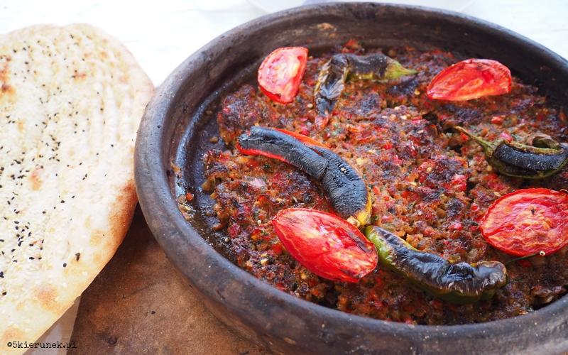 Turcja - Kağıt kebabı - Piąty Kierunek