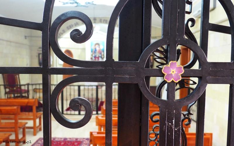 Turcja - dzialający kościół ormiański w prowincji Hatay - Piąty Kierunek