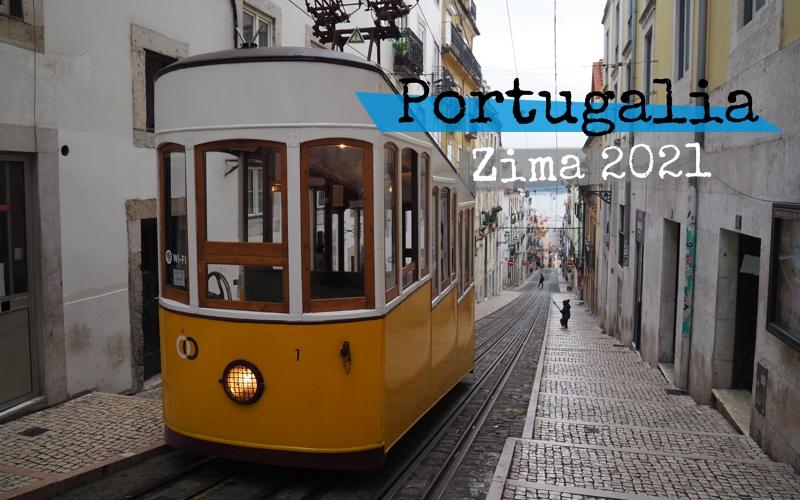 Portugalia zimą 2021 - Piąty Kierunek