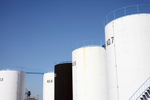 屋外タンク貯蔵所 -保安検査と内部点検ー