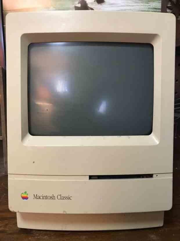 Front Mac Classic