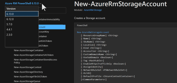 How to keep Your Microsoft Azure Automation Runbook Modules