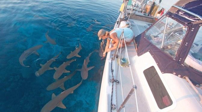 Navegando 25.000 millas náuticas alrededor del mundo