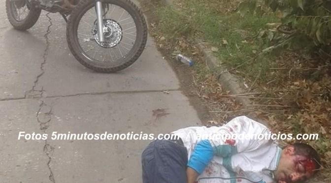 En Moreno, detienen a peligroso delincuente