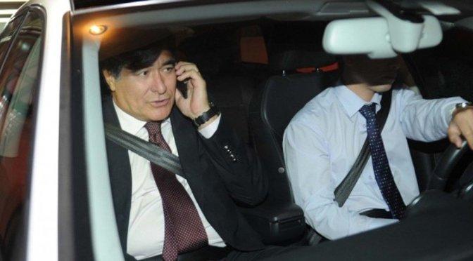 El escándalo de la FIFA golpea a Zannini y Aníbal Fernández