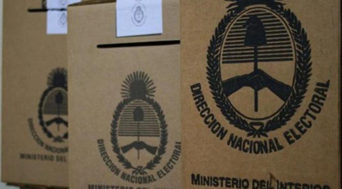 Mendoza y Tierra del Fuego elegirán mañana Gobernador