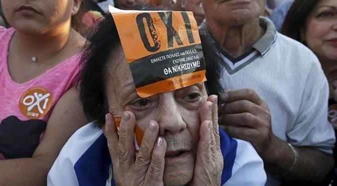 En Grecia no saben en qué consiste la pregunta del referéndum