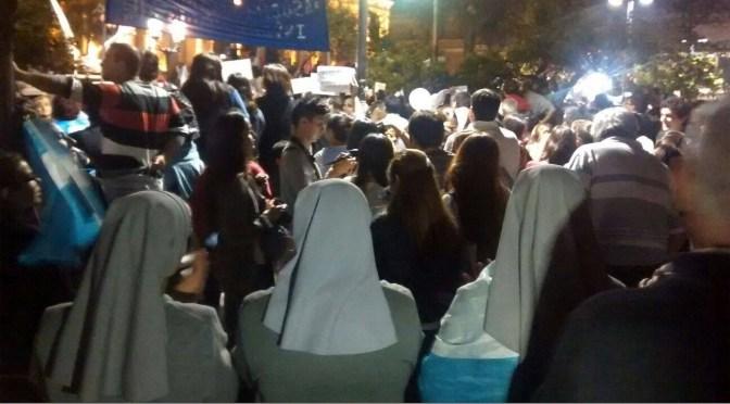 Tucumanazo: los estudiantes se suman a las protestas