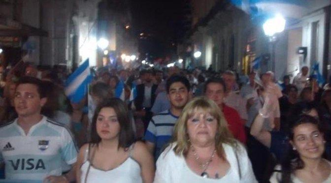 Tucumanazo: con Cano a la cabeza, 8° jornada de protestas