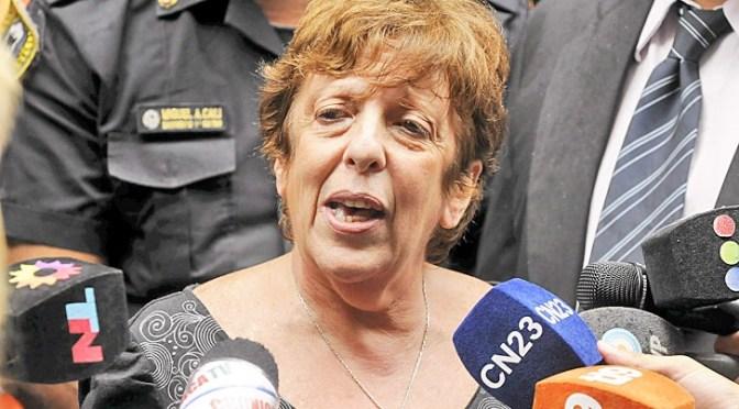 Caso Nisman: la Juez Palmaghini desplazó a Fein