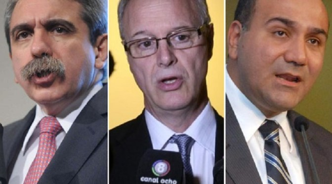 Bonadío procesa a Aníbal Fernández, Manzur y Gollan por el Plan Qunita