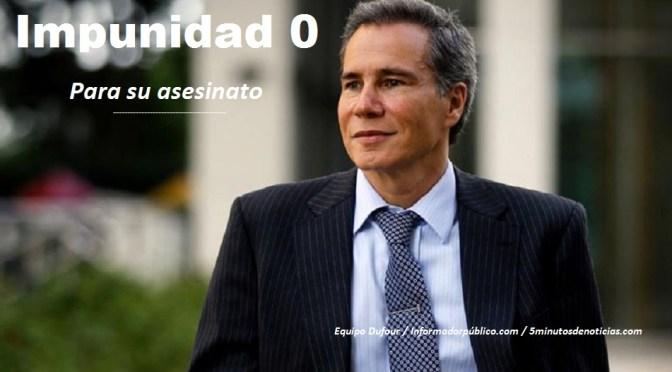 Impunidad 0: Nisman como emblema