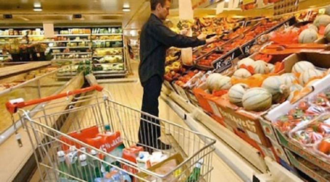 Canasta Básica Alimentaria: aumentó 3% en enero 2016