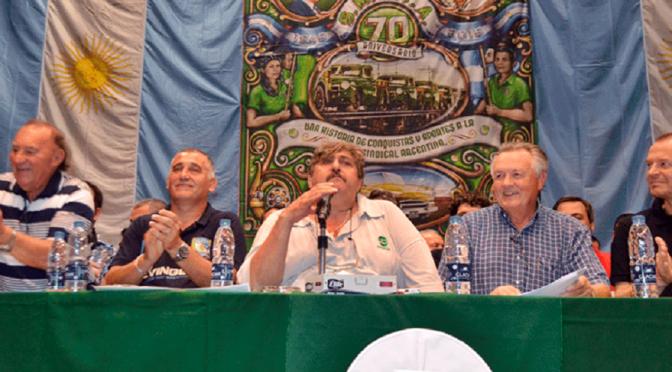 """Ricardo Pignanelli: pronosticó """"tiempos difíciles"""" para los trabajadores"""