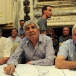 Líderes sindicales y Diputados nacionales opositores promueven una Ley contra despidos