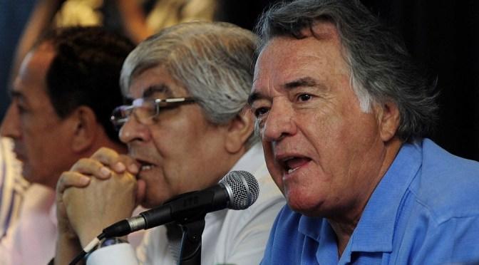 """Luis Barrionuevo: """"que quede claro el salario no es inflación"""""""