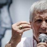 """Caló, contra Macri: """"No hizo nada por el movimiento obrero"""""""