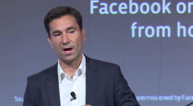 Detienen al vicepresidente de Facebook en Latinoamérica