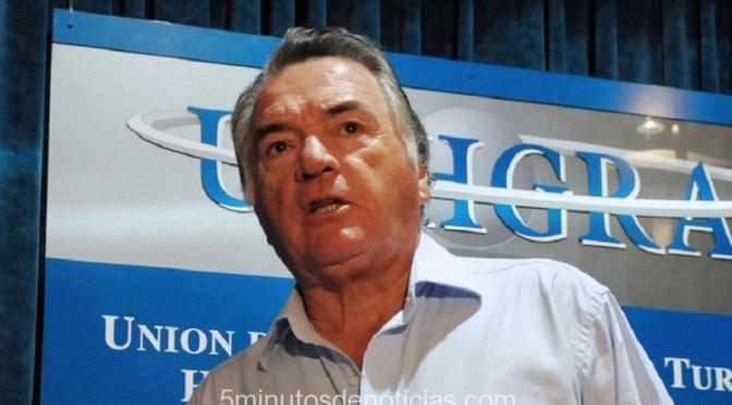 Luis Barrionuevo rechazó críticas del líder camionero